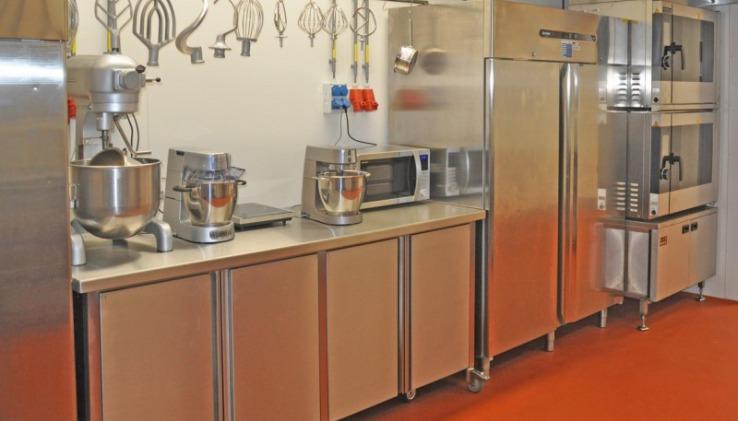 Renovatievloer wordt functionele en hygiënische bakkerijvloer