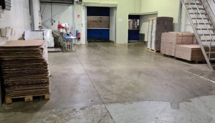 Reden voor renovatievloer zuivelindustrie